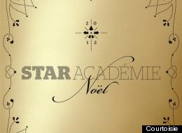 Star Académie lance son premier album de Noël.