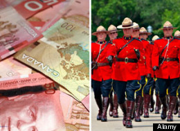 Richmond, B.C. gets its money's worth when it comes to Mountie services, according to an RCMP report released Thursday. The B.C. city is mulling alternative policing options to save money (Alamy)