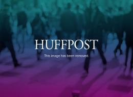 Robert Pattinson, Kristen Stewart, Peter Facinelli, MyAnna Buring, Casey LaBow and Christian Camargo in a scene from