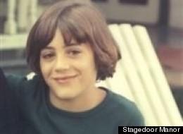 Robert Downey Jr at age 11.