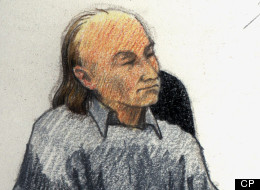 The families of missing women whose remains were found on Robert Pickton's pig farm are suing the serial killer. (Canadian Press)