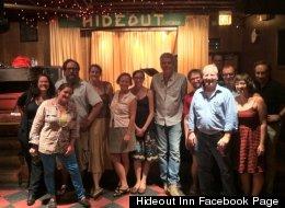 Hideout Inn Facebook Page