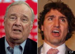 Former prime minister Paul Martin predicts the humbled federal Liberal party will re-emerge as a force to contend with by the time of the next election in just three years. (CP)