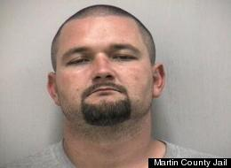 Stephen Bates, 28, has been charged with two counts of aggravated assault with a deadly weapon.