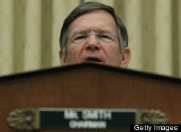 Rep. Lamar Smith will chair the House Science, Space and Technology Committee in the next Congress. (Photo by Mark Wilson/Getty Images)