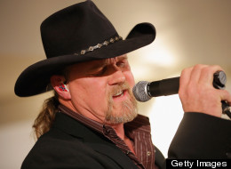 Trace Adkins explained why he wore a Confederate flag.