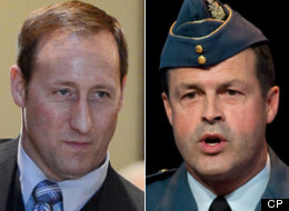 Canada's new chief of defence staff has contradicted Defence Minister Peter MacKay by suggesting that other fighter jets besides the F-35 offer some of the stealth capabilities the military needs. (CP)