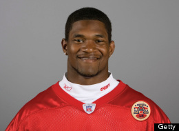 KANSAS CITY, MO - 2009: Jovan Belcher of the Kansas City Chiefs poses for his 2009 NFL headshot at photo day in Kansas City, Missouri. (Photo by NFL Photos)