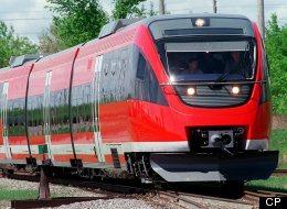 The O Train in Ottawa. An international consortium that includes SNC-Lavalin was selected Wednesday to build Ottawa's $2.1 billion Confederation Line light rail transit project. (CP PHOTO/ Ottawa Citizen/ Wayne Hiebert)