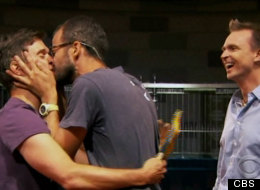 'The Amazing Race' Finale: The Beekman Boys, Josh & Brent, Embrace After Winning $1 Million