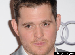Michael Bublé performed his Christmas special on Monday.