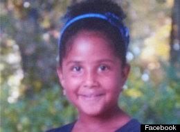Ana Grace Márquez, niña puertorriqueña que murió en la masacre de Connecticut.