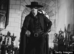 Zorro is the subject of USA Network's new project,