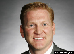 Oklahoma state Rep. Mark McCullough