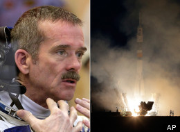 Chris Hadfield has successfully blasted off from the Baikonur Cosmodrome in Kazakhstan on a mission that is to see him become the first Canadian to command the International Space Station.