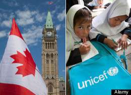 A report by UNICEF takes aim at MPs for stopping Bill C-398, legislation that could have meant cheaper drugs to treat HIV and AIDS in poor countries. (Alamy)
