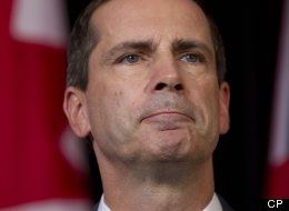Not all of Ontario schools are as secure as Premier Dalton McGuinty has said they are. (CP)