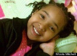 According to the family of 10-year-old Jade Morris, the little girl was found dead on Thursday afternoon.