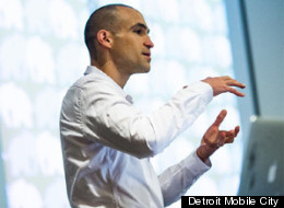 Nir Eyal is the keynote speaker at the first Detroit Mobile City Conference, scheduled for Feb. 2, 2013 (Courtesy Develop Detroit).