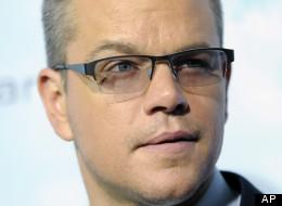 Matt Damon talks politics