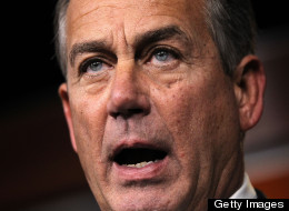 House Speaker John Boehner (R-Ohio) has earned the ire of New York and New Jersey lawmakers for not bringing a Superstorm Sandy relief bill to the floor for a vote. (Photo by Alex Wong/Getty Images)