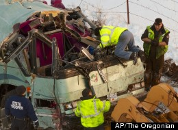 Questions about safety standards follow the fatal crash of a tour bus in Oregon that was travelling to Vancouver.