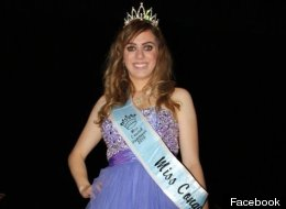Sophie Laboissonniere, who won Miss Congeniality in a local beauty pageant, was charged with participating in a riot and break-and-enter. (Facebook)