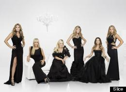 The 'Real Housewives of Vancouver' cast for season 2.