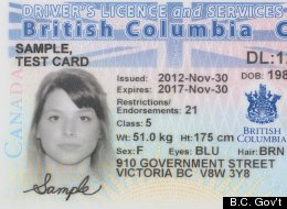 A new card to replace the B.C. Care Card and driver's licence will begin in February 2013. (B.C. Government)