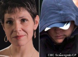 In a documentary that airs Friday on CBC-TV, the fifth estate has an exclusive interview with Jennifer Delisle, the ex-wife of Jeffrey Delisle, a military intelligence specialist who walked into the Russian Embassy in July 2007 and offered his services as a spy. (CBC Screengrab/CP)
