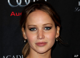 Jennifer Lawrence is nominated for her role in