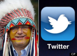 The Twitter hashtag Ottawapiskat took off on Sunday and Monday, with users imaging how people might talk about the capital if it was a reserve. (CP)