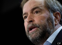 Thomas Mulcair has said the NDP's use of satellite offices were approved, but new documents show they didn't follow the rules (CP)