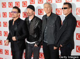 U2 is reportedly working on a thirteenth album.