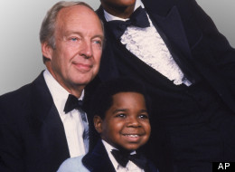 Conrad Bain, pictured here with