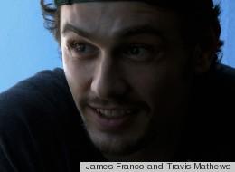 James Franco and Travis Mathews