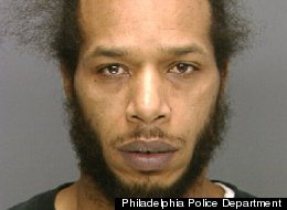 Philadelphia police arrested William Clark for allegedly throwing a woman on subway tracks.