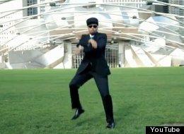 Choreographer Markus Shields nails Psy's popular