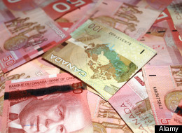 The B.C. government has filed a notice to claim cash seized from a Hells Angels trainee. (Alamy)