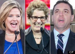 Ontario's incoming premier Kathleen Wynne has yet to be sworn in, but the opposition parties have already put forward demands they want her to meet as she looks to keep the minority Liberal government alive. (CP)