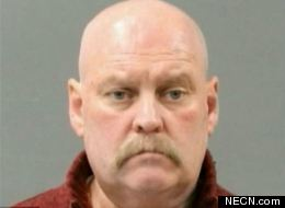 Michael Sheehan was arrested for drunk driving in a police station parking lot.