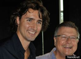 Saskatchewan's only Liberal member of Parliament, Ralph Goodale, is backing Justin Trudeau in his run for the leadership of the federal party. (Handout)