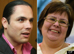 At a fundraising dinner Tuesday, Senator Patrick Brazeau suggested Attawapiskat Chief Theresa Spence grew