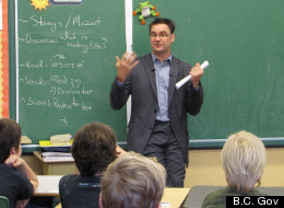 Education Minister Don McRae is facing up to a letter he wrote in 2008 lamenting class sizes in B.C. schools. (B.C. Gov)