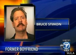 Bruce Stimon has been sentenced to seven years in prison for stalking Soraida Hicks.