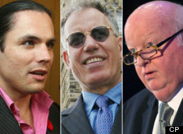 The Senate is asking outside auditors to check out the residency claims and expenses of three of its members, Patrick Brazeau, Mac Harb and Mike Duffy. (CP)