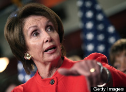 House Minority Leader Nancy Pelosi (D-Calif.) does not believe violent video games are responsible for causing mass shootings in America. (Photo by Win McNamee/Getty Images)