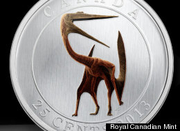 Who needs the penny when you have a glow-in-the-dark coin? (Royal Canadian Mint)