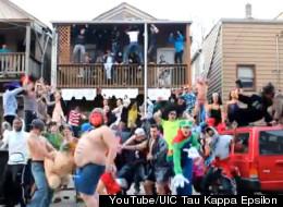YouTube/UIC Tau Kappa Epsilon