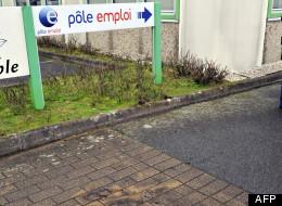 L'endroit de l'immolation d'un chômeur à Nantes proche de Pole Emploi.